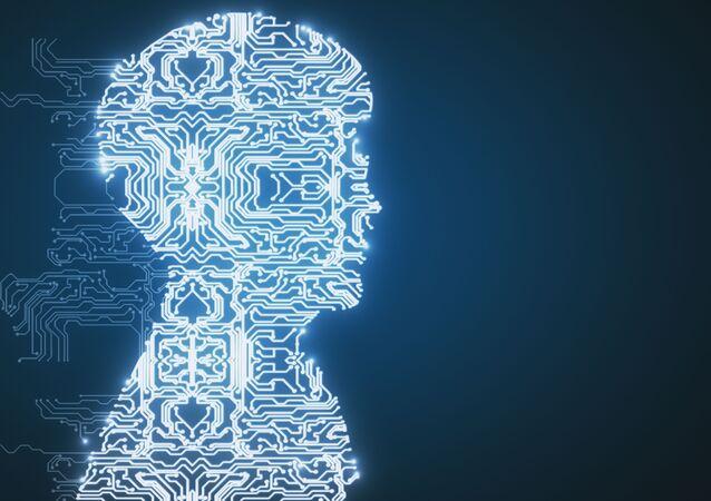 Umělá neuronová síť. Ilustrační foto