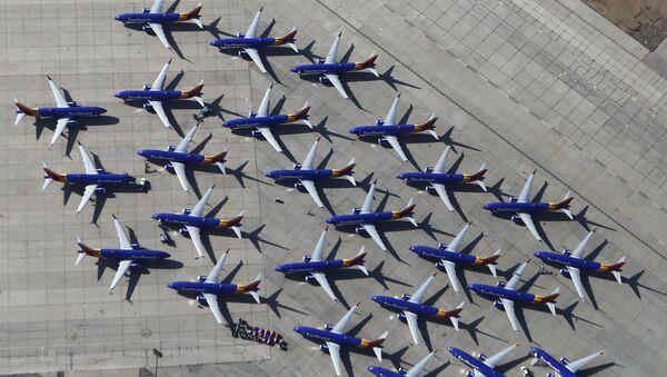 Boeing 737 MAX - Sputnik Česká republika