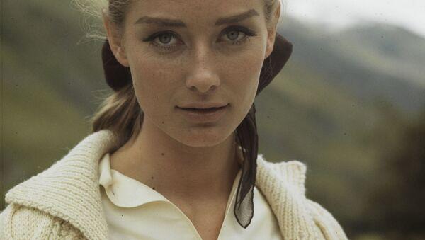 Bond Girl Tania Mallet - Sputnik Česká republika