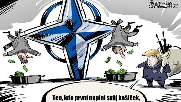 """Zábavná hra """"obchod se zbraněmi""""… jenomže účast je povinná  - Sputnik Česká republika"""