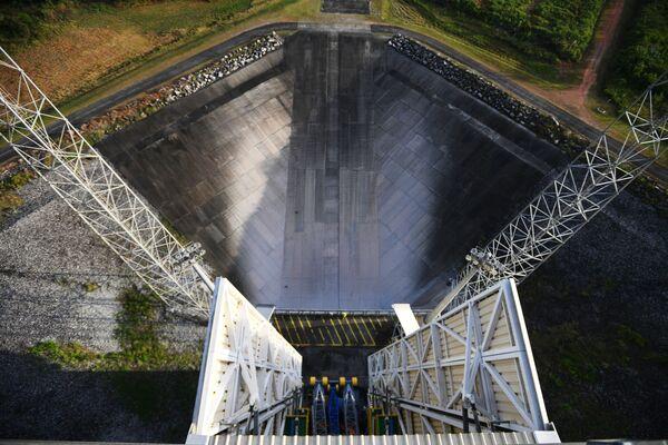 Odpalovací rampa Guyanského kosmického centra - Sputnik Česká republika