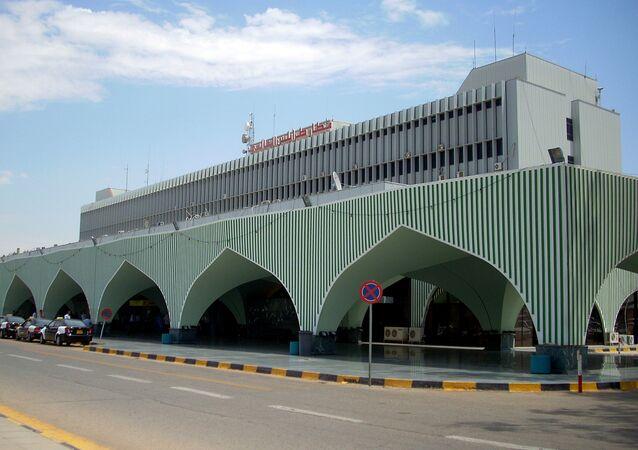 Letiště Tripolis