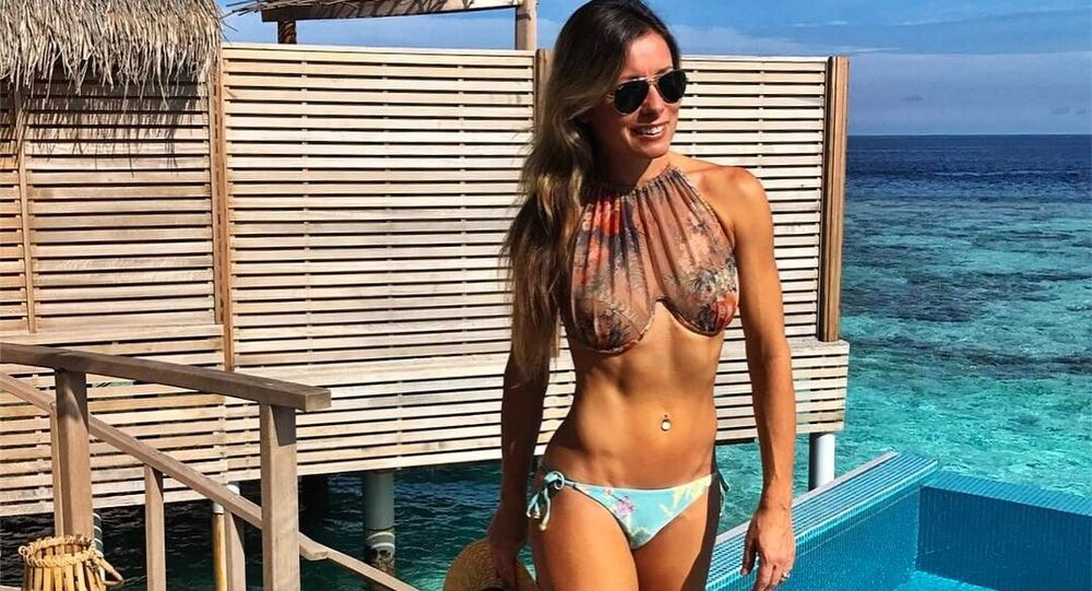 Bloggerka Danielle Greentree