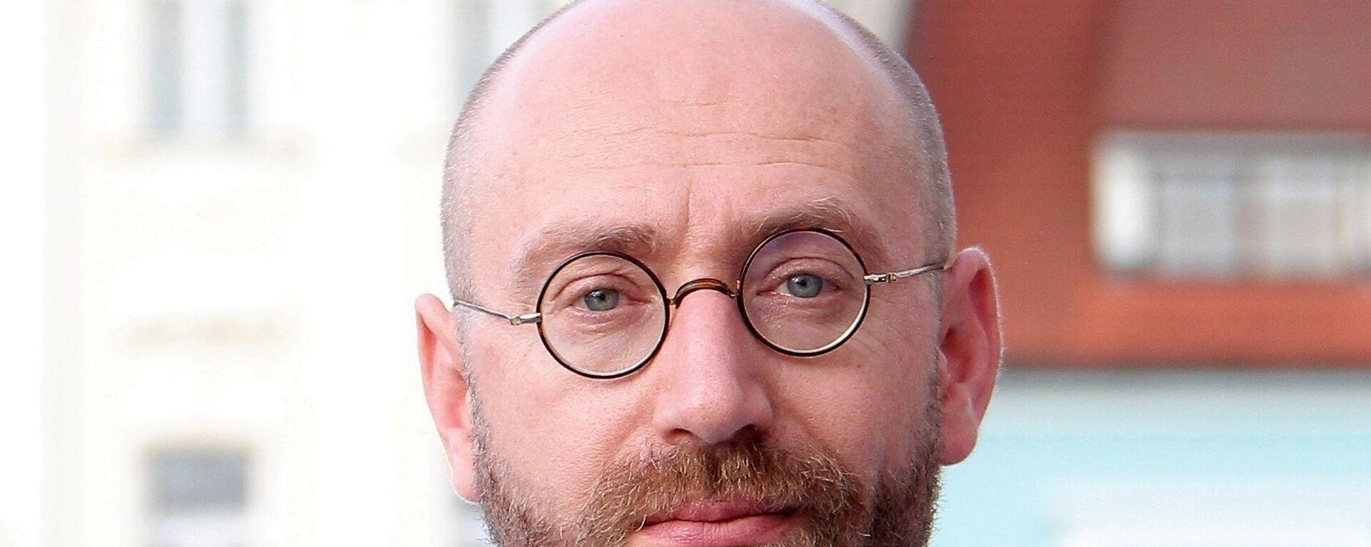 Český sociolog Petr Hampl - Sputnik Česká republika, 1920, 15.05.2021