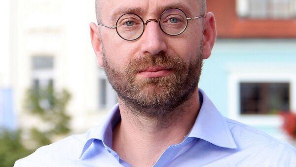 Český sociolog Petr Hampl - Sputnik Česká republika