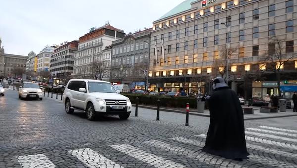 Darth Vader  - Sputnik Česká republika
