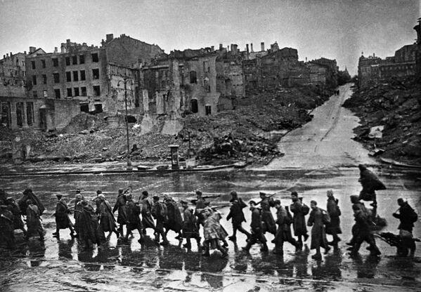 Osvobození Kyjeva od nacistických útočníků, 1943 - Sputnik Česká republika