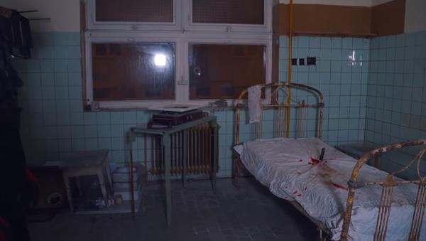 Čeští amatéři chodící po opuštěných domech prý našli zakrvácenou postel řezníka - Sputnik Česká republika