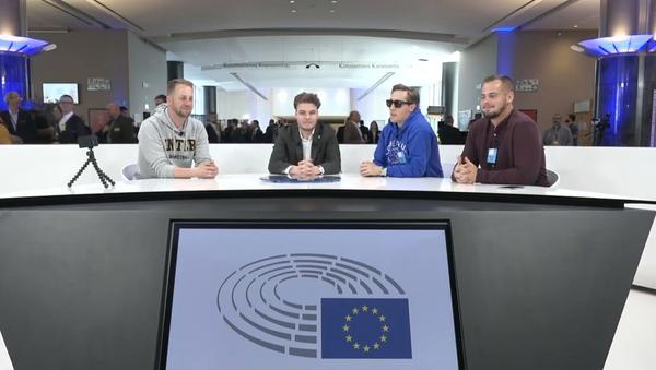 Youtubeři - Sputnik Česká republika