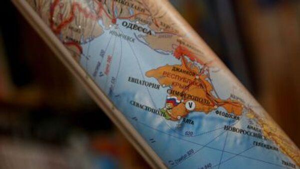 Mapa. Ilustrační foto - Sputnik Česká republika