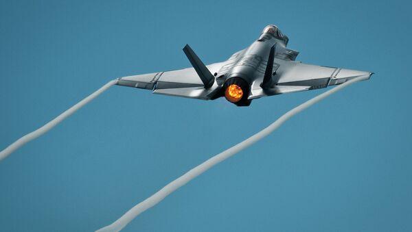 F-35 amerického letectva - Sputnik Česká republika
