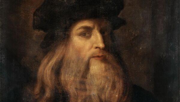 Leonardo da Vinci - Sputnik Česká republika