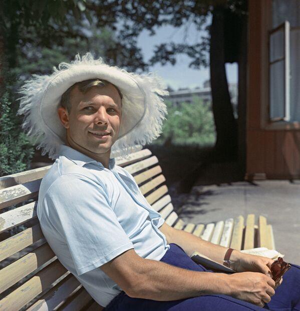 První kosmonaut na světě, hrdina Sovětského svazu, Jurij Gagarin - Sputnik Česká republika