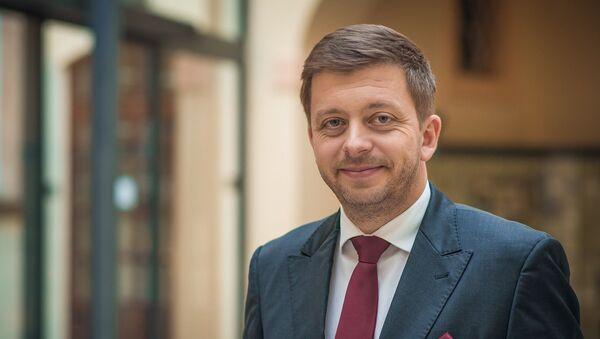 Předseda hnutí STAN Vít Rakušan - Sputnik Česká republika