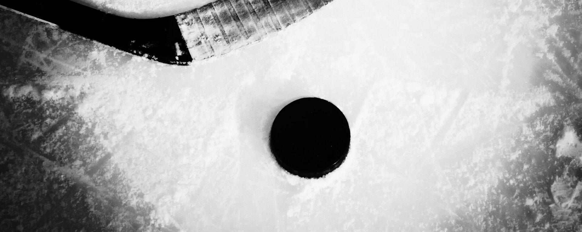 Symboly hokeje. Ilustrační foto - Sputnik Česká republika, 1920, 27.05.2021