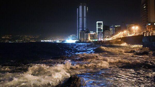 Nábřeží v Bejrútu, Libanon - Sputnik Česká republika