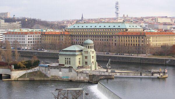 Budova ministerstva dopravy ČR - Sputnik Česká republika