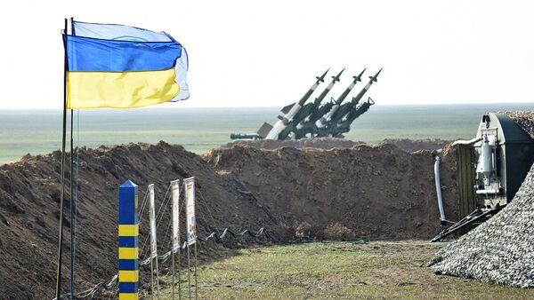 Ukrajinský raketový systém S-125 - Sputnik Česká republika
