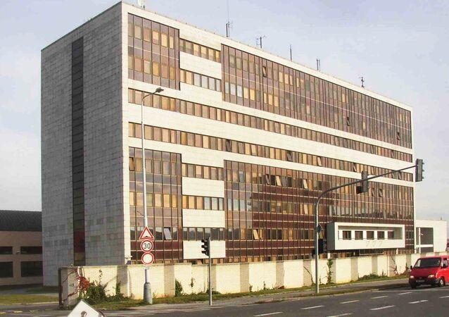 Sídlo BIS v Praze