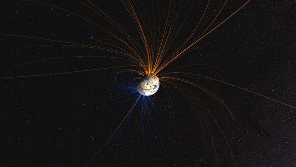 Magnetické pole - Sputnik Česká republika