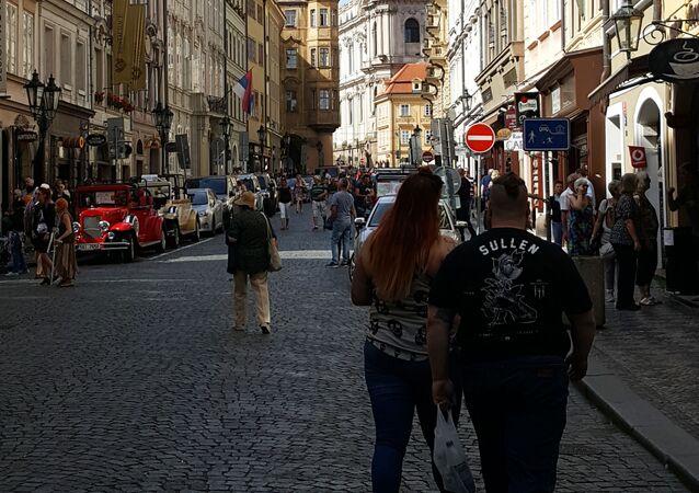Česka republika, Praha