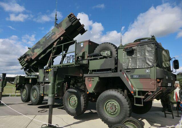 Taktický mobilní raketový systém Patriot