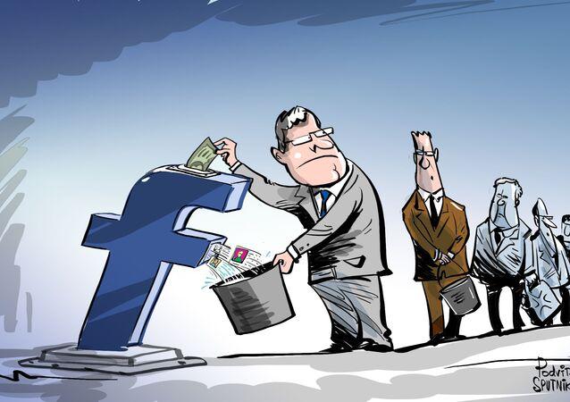 Facebook prodává vaše soukromé údaje