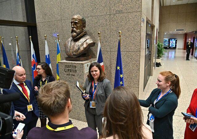 Státní tajemnice pro evropské záležitosti na Úřadu vlády Milena Hrdinková