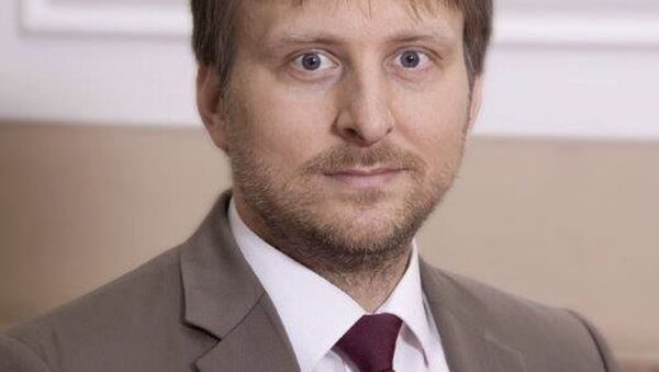 Jan Kněžínek - Sputnik Česká republika