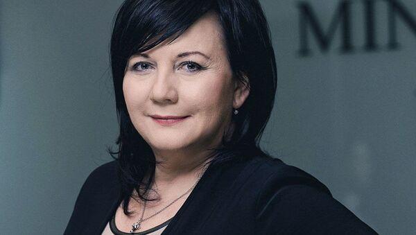 Ministryně financí ČR  Alena Schillerová - Sputnik Česká republika