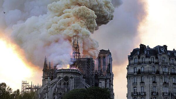 katedrála Notre-Dame  - Sputnik Česká republika