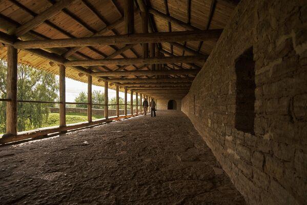 Návštěvníci ve Staroladožské pevnosti - Sputnik Česká republika