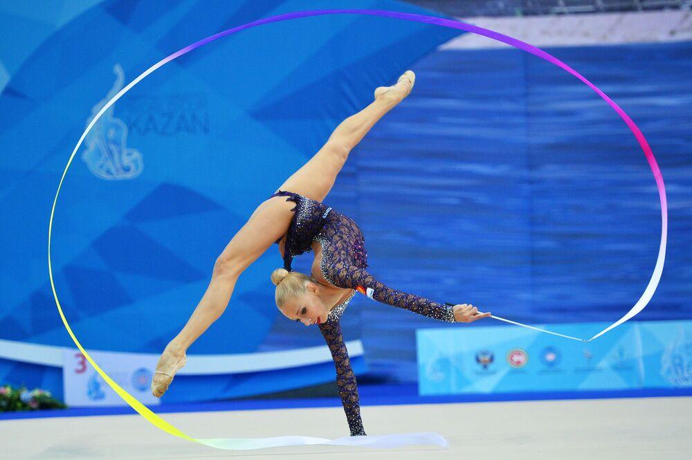 Jana Kudrjavcevová (Rusko)