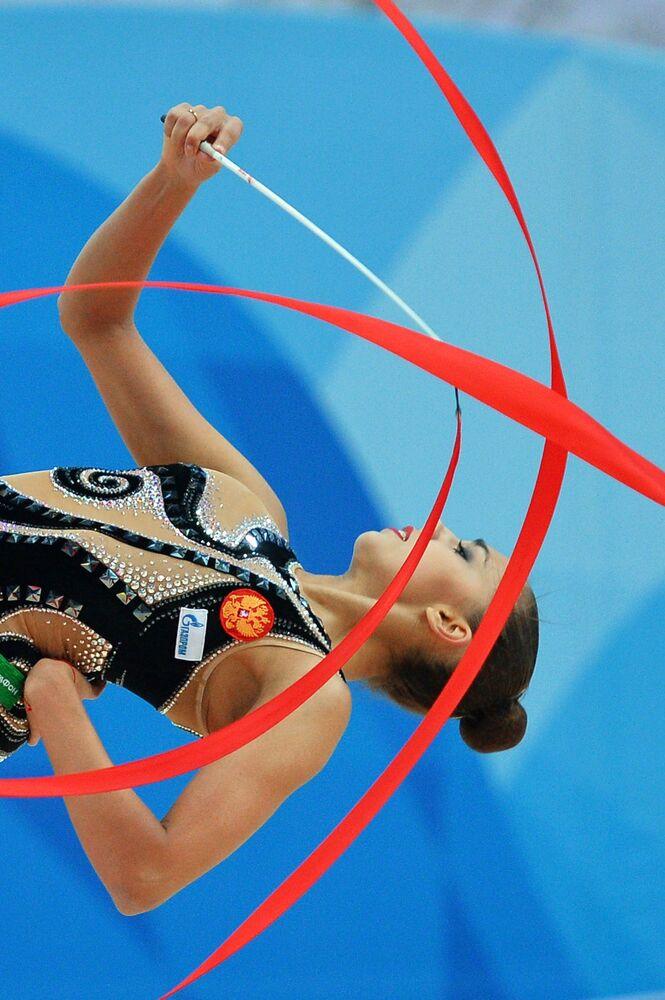 Margarita Mamun z Ruska (1. místo)