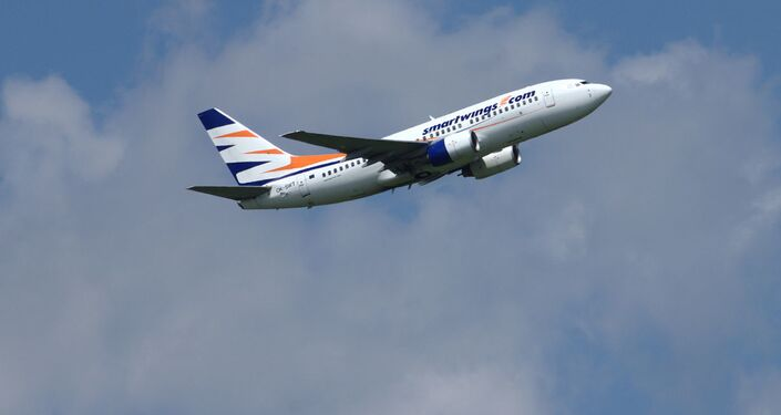 Boeing 737–700 společnosti Smartwings