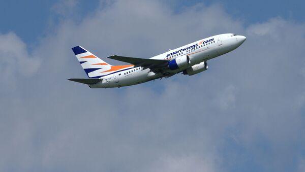 Boeing 737–700 společnosti Smartwings  - Sputnik Česká republika