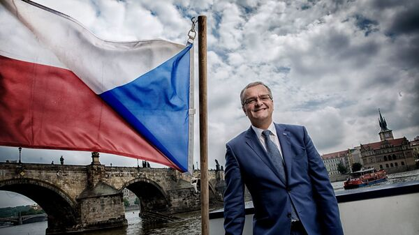 Miroslav Kalousek - Sputnik Česká republika