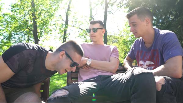 Typy smíchů - Sputnik Česká republika