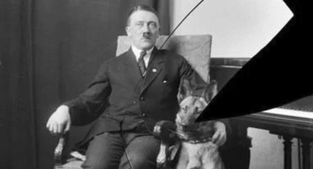 Vůdce Třetí říše Adolf Hitler