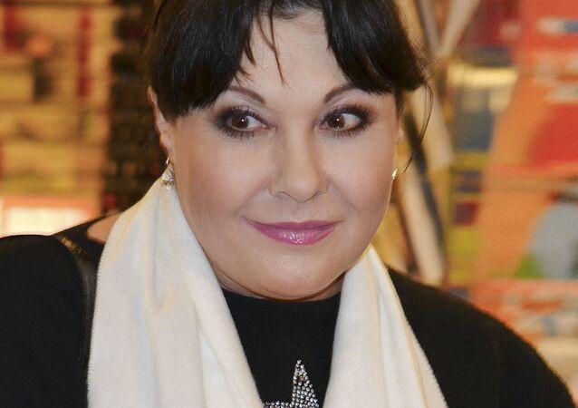 Dagmar Patrasová, česká herečka