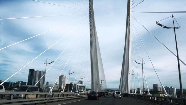 Most ve Vladivostoku. Ilustrační foto - Sputnik Česká republika