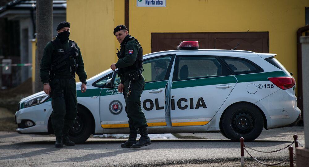 Polícia Slovenskej republiky