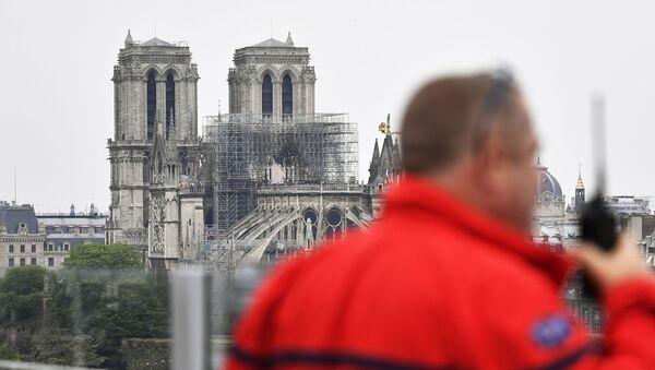 Pařížská katedrála Notre-Dame - Sputnik Česká republika