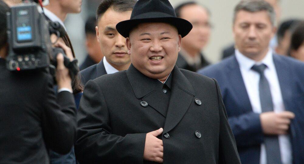 Kim Čong-un Vladivostok