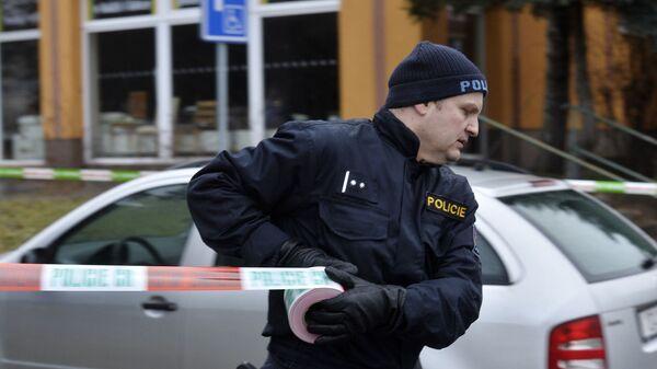 Policie ČR. Ilustrační foto - Sputnik Česká republika