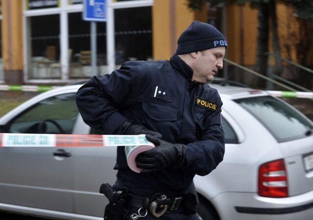 Policie ČR. Ilustrační foto