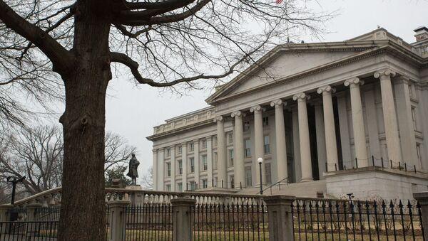 Ministerstva financí USA - Sputnik Česká republika