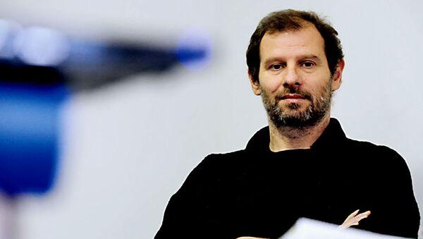 Český novinář Martin M. Šimečka  - Sputnik Česká republika