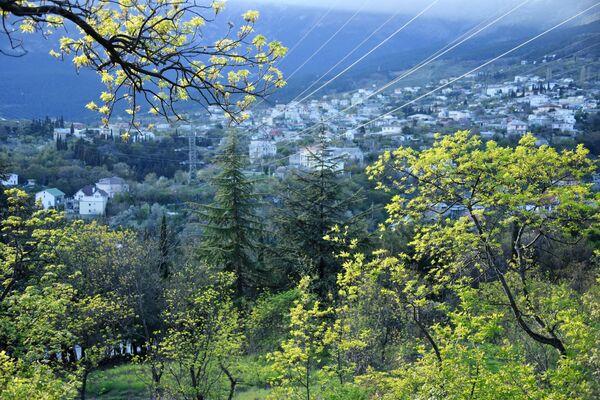 Zde si každý najde něco krásného pro sebe! Krym je připraven uvítat turisty   - Sputnik Česká republika