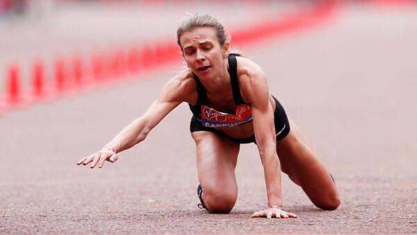 Atletka Hayley Carruthersová - Sputnik Česká republika